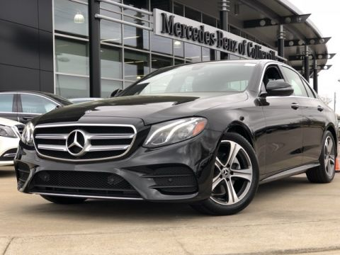 Certified Pre Owned 2018 Mercedes Benz E Cl 300 Sport