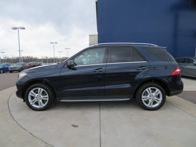 Certified Pre-Owned 2014 Mercedes-Benz ML 350 SUV