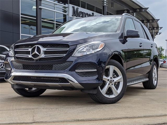 Certified Pre-Owned 2018 Mercedes-Benz GLE 350 SUV