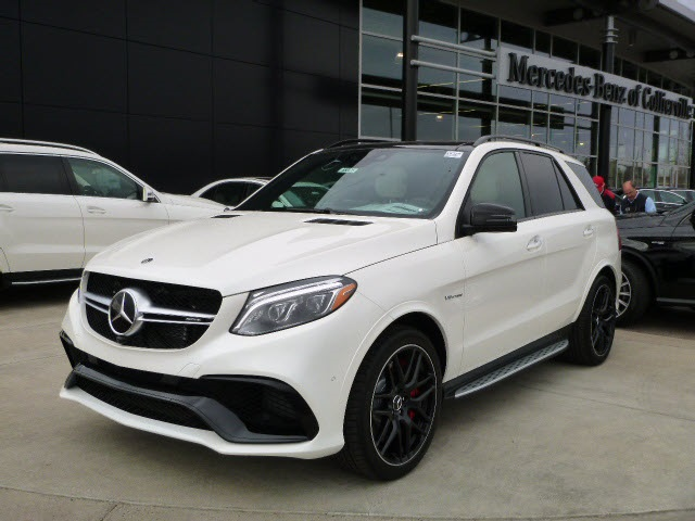 3a98f77494 New 2018 Mercedes-Benz GLE AMG® GLE 63 S SUV 4D Sport Utility in ...