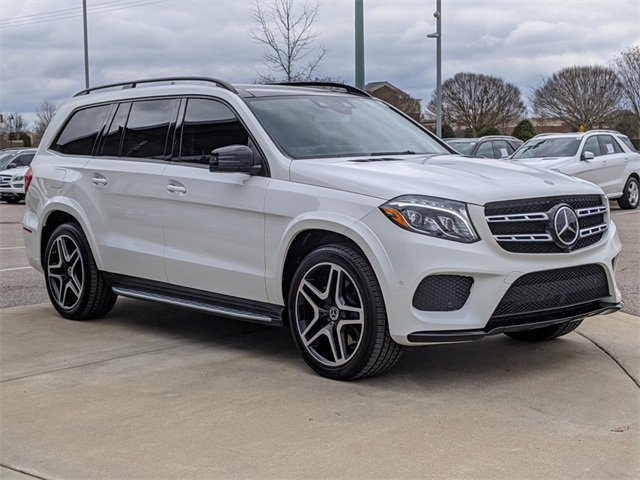 Certified Pre-Owned 2018 Mercedes-Benz GLS 550 4MATIC®