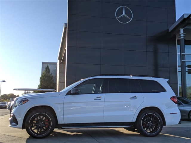 Certified Pre-Owned 2018 Mercedes-Benz AMG GLS 63 SUV