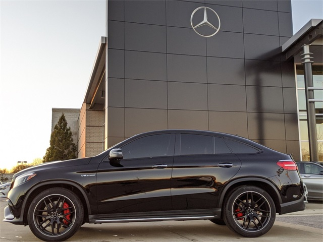 Certified Pre-Owned 2019 Mercedes-Benz AMG GLE 63 Coupe 4MATIC®