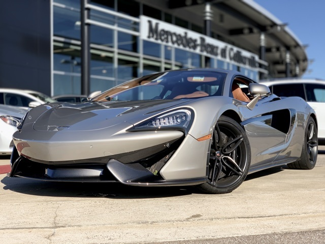 Pre-Owned 2017 McLaren 570S Base