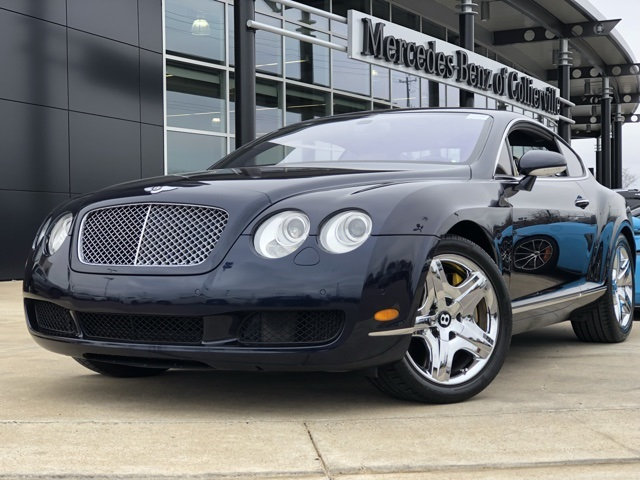 Pre-Owned 2005 Bentley Continental GT