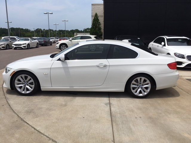 Pre-Owned 2012 BMW 3 Series 2D Coupe RWD