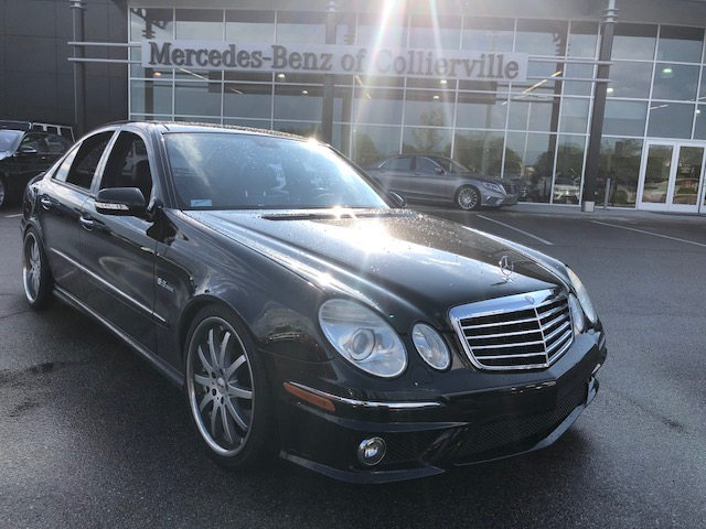 Pre-Owned 2008 Mercedes-Benz E-Class AMG® E 63