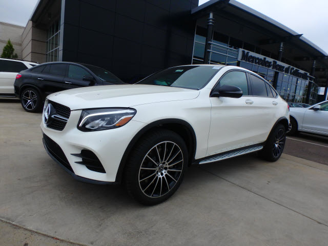 New 2018 mercedes benz glc glc 300 awd glc 300 coupe for Mercedes benz glc 300 coupe