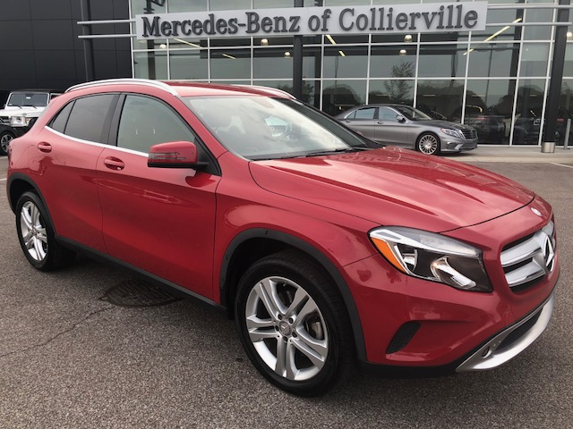 Pre-Owned 2015 Mercedes-Benz GLA 250
