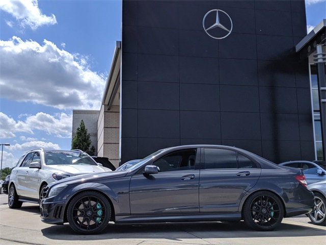 Pre-Owned 2010 Mercedes-Benz AMG® C 63