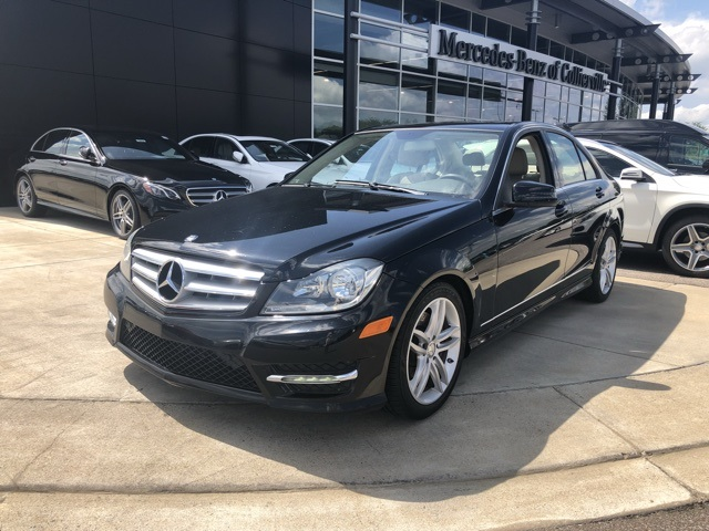 Pre-Owned 2013 Mercedes-Benz C 300
