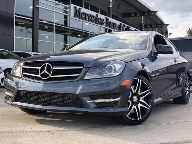 Certified Pre Owned 2014 Mercedes Benz C Class C 250