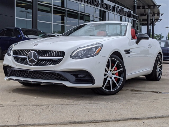 Pre-Owned 2018 Mercedes-Benz AMG® SLC 43 Roadster Convertible