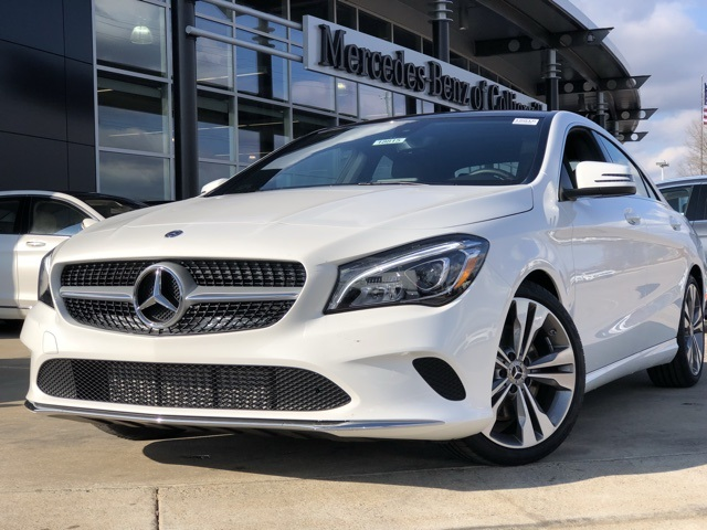 Mercedes Benz Cla >> Pre Owned 2019 Mercedes Benz Cla Cla 250 Coupe In Collierville
