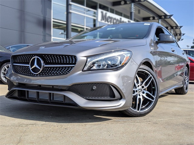 Mercedes Benz Cla >> New 2019 Mercedes Benz Cla 250 Coupe Front Wheel Drive