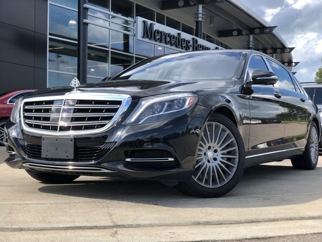 Certified Pre Owned 2016 Mercedes Benz S Class S 600