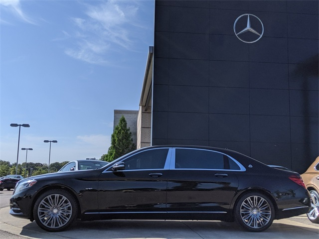 Pre-Owned 2016 Mercedes-Benz S 600 Sedan