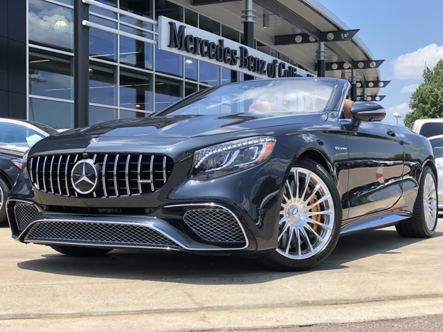 Pre-Owned 2018 Mercedes-Benz S-Class AMG® S 65 Cabriolet