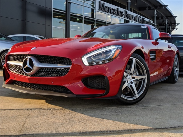 Certified Pre-Owned 2017 Mercedes-Benz AMG® GT Coupe