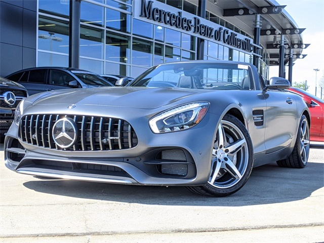 Pre-Owned 2018 Mercedes-Benz GT AMG® GT Roadster