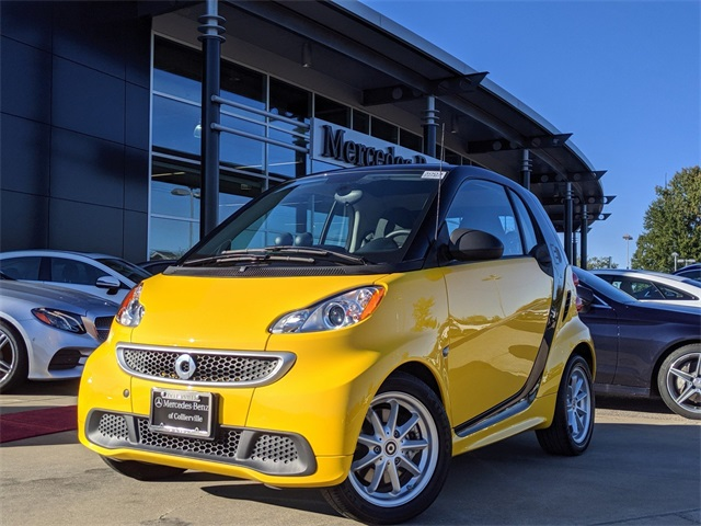 Pre-Owned 2016 Smart ForTwo coupe