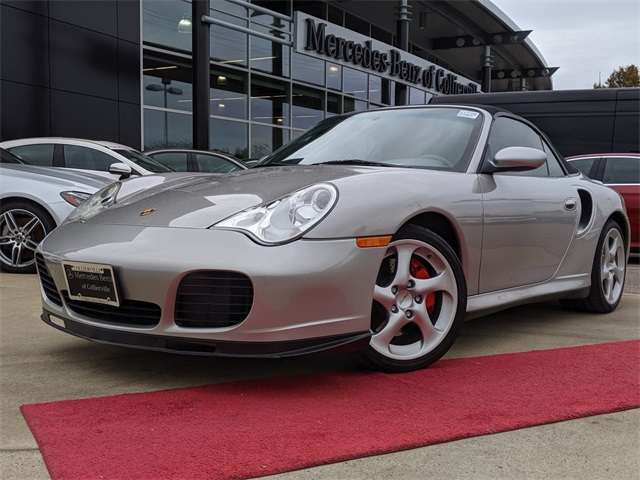 Pre-Owned 2004 Porsche 911 Turbo Cabriolet