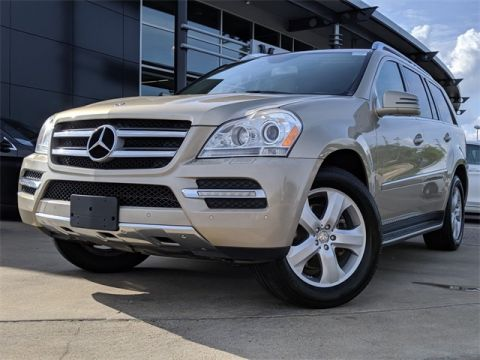 Certified Pre-Owned 2012 Mercedes-Benz GL-Class GL 450