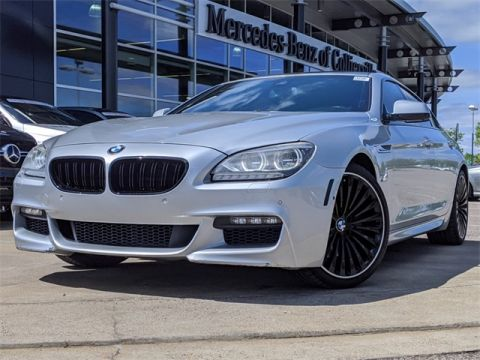 Pre-Owned 2015 BMW 6 Series 650i Gran Coupe