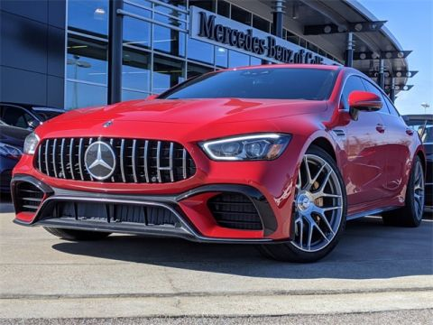 Pre-Owned 2019 Mercedes-Benz GT AMG® GT 63 S 4MATIC®