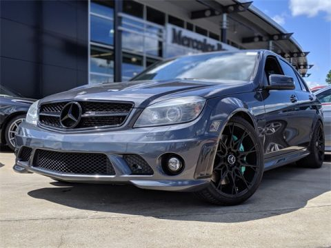 Pre-Owned 2010 Mercedes-Benz C-Class AMG® C 63