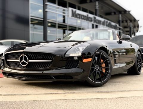 Pre-Owned 2013 Mercedes-Benz SLS