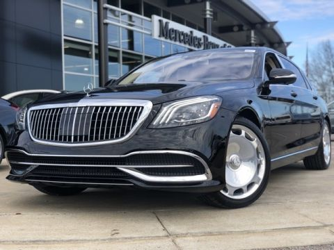 Pre-Owned 2019 Mercedes-Benz S-Class
