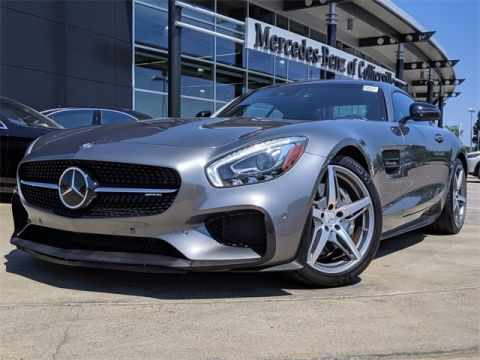Certified Pre-Owned 2017 Mercedes-Benz GT AMG® GT