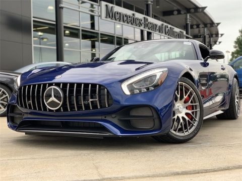 Pre-Owned 2018 Mercedes-Benz GT AMG® GT C
