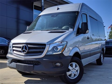 Pre-Owned 2017 Mercedes-Benz Sprinter 2500 Passenger Van