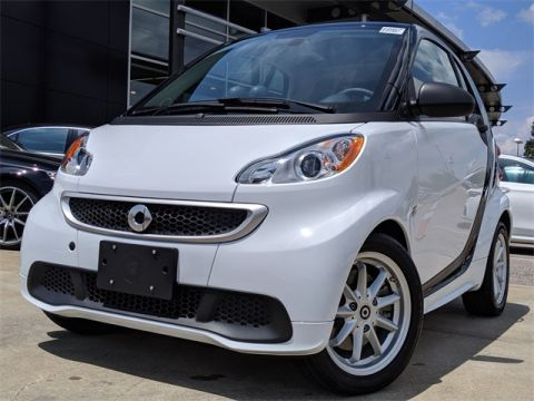 Pre-Owned 2016 smart smart fortwo coupe fortwo electric drive coupe